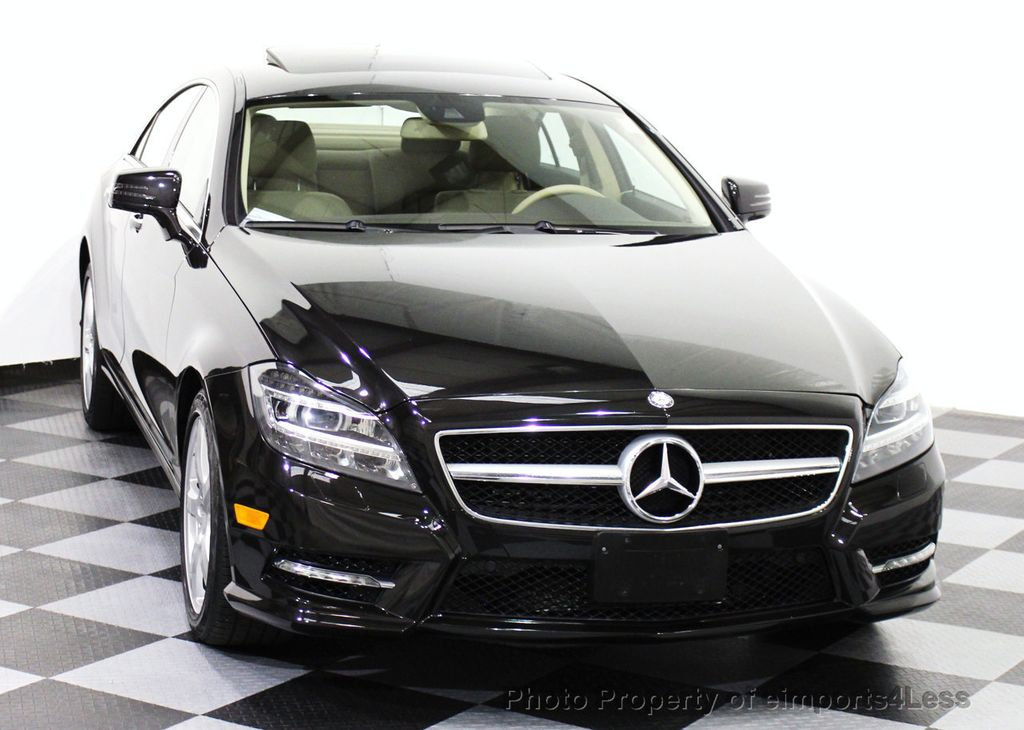 2013 used mercedes benz cls certified cls550 4matic awd for 2013 mercedes benz cls