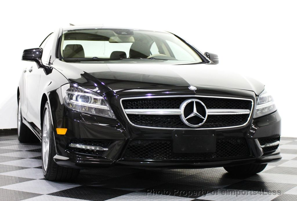 2013 used mercedes benz cls certified cls550 4matic awd for Mercedes benz cls550 4matic