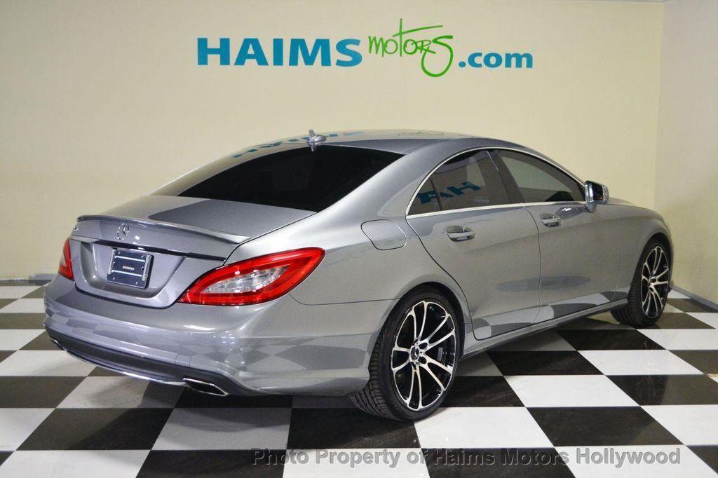 2013 used mercedes benz cls class 4dr coupe cls550 rwd at for Mercedes benz cls used