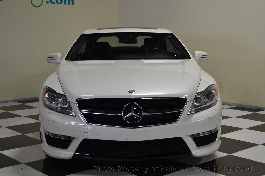 2013 Used MercedesBenz 2dr Coupe CL63 AMG RWD at Haims Motors
