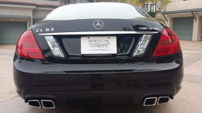 2013 Mercedes-Benz  CL63 AMG - Click to see full-size photo viewer