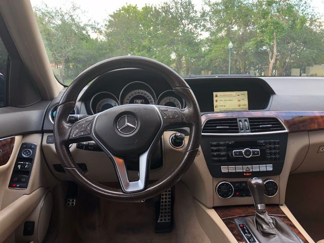 2013 Mercedes-Benz C-Class  - Click to see full-size photo viewer