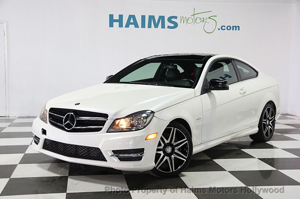 2013 Mercedes-Benz C-Class 2dr Coupe C250 RWD - 15305437 - 0