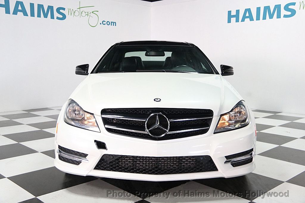 2013 Mercedes-Benz C-Class 2dr Coupe C250 RWD - 15305437 - 1