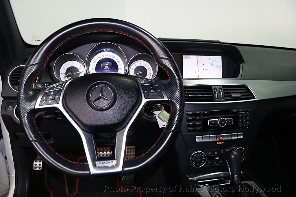 2013 Mercedes-Benz C-Class 2dr Coupe C250 RWD - 15305437 - 28