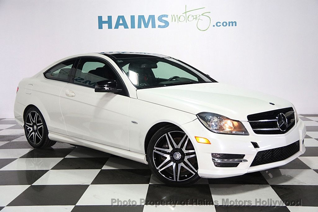 2013 Mercedes-Benz C-Class 2dr Coupe C250 RWD - 15305437 - 2