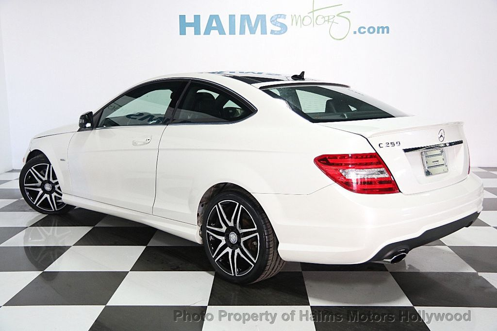 2013 Mercedes-Benz C-Class 2dr Coupe C250 RWD - 15305437 - 3