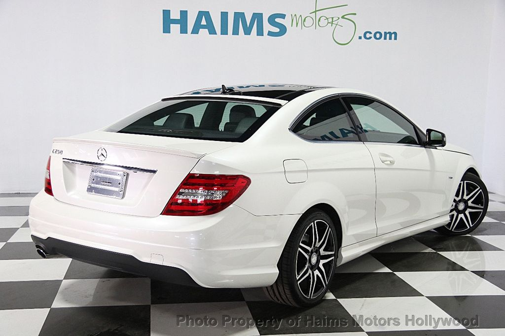 2013 Mercedes-Benz C-Class 2dr Coupe C250 RWD - 15305437 - 5