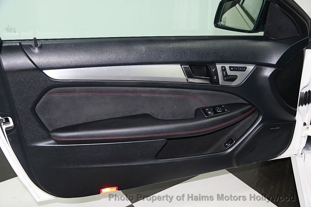2013 Mercedes-Benz C-Class 2dr Coupe C250 RWD - 15305437 - 7