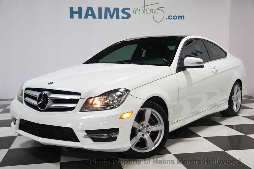 2013 Mercedes-Benz C-Class 2dr Coupe C250 RWD - 16179582 - 0