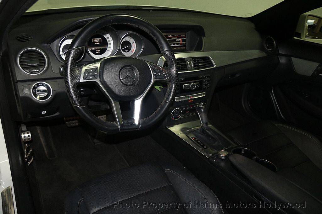 2013 Mercedes-Benz C-Class 2dr Coupe C250 RWD - 16179582 - 13