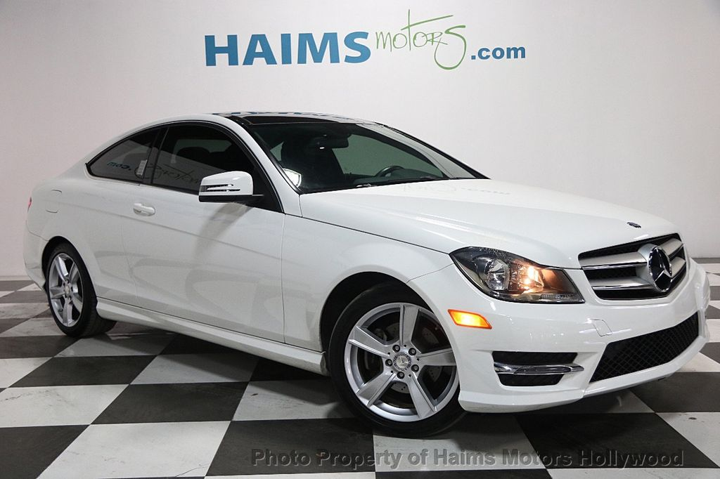 2013 Mercedes-Benz C-Class 2dr Coupe C250 RWD - 16179582 - 2