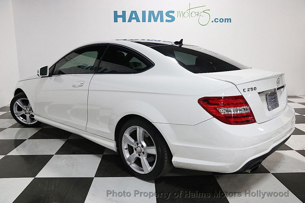2013 Mercedes-Benz C-Class 2dr Coupe C250 RWD - 16179582 - 3