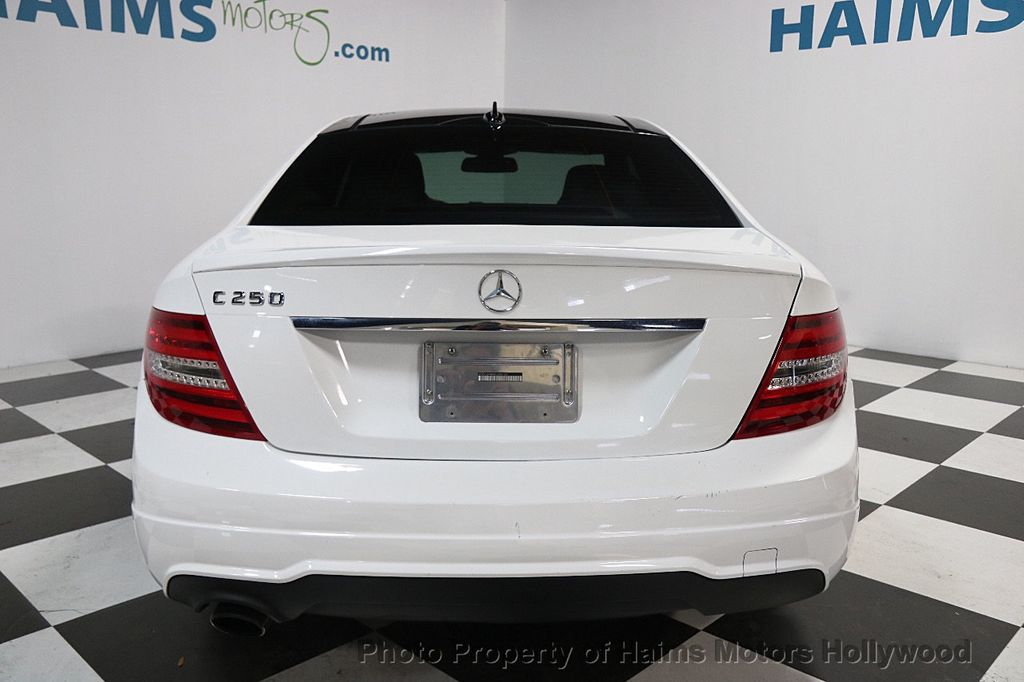 2013 Mercedes-Benz C-Class 2dr Coupe C250 RWD - 16179582 - 4