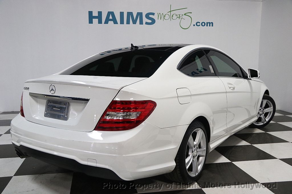 2013 Mercedes-Benz C-Class 2dr Coupe C250 RWD - 16179582 - 5