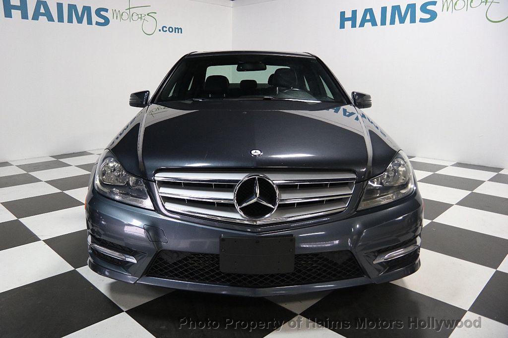 2013 used mercedes benz c class 2dr coupe c 250 rwd at haims motors serving fort lauderdale. Black Bedroom Furniture Sets. Home Design Ideas