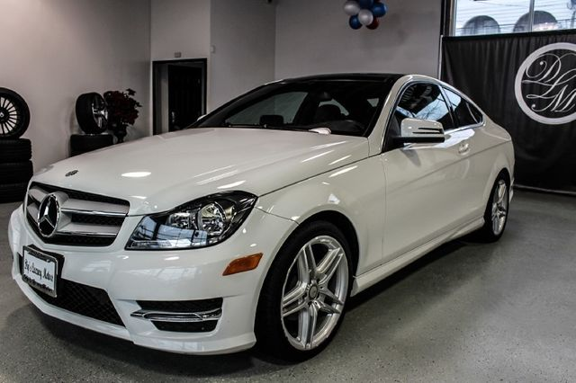 2013 used mercedes benz c class 2dr coupe c250 rwd at dip