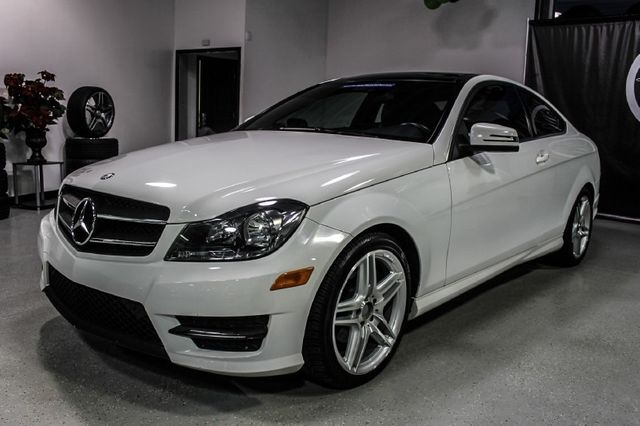 2013 used mercedes benz c class 2dr coupe c250 rwd at dip 39 s luxury motors serving elizabeth nj. Black Bedroom Furniture Sets. Home Design Ideas
