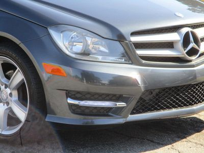 2013 Mercedes-Benz C-Class 2dr Coupe C 250 RWD - Click to see full-size photo viewer