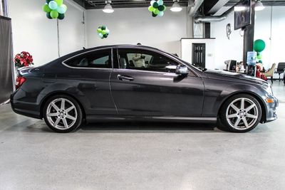 2013 Used MercedesBenz CClass 2dr Coupe C350 4MATIC at Dips
