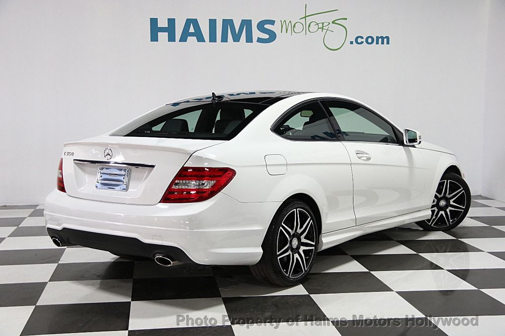 2013 used mercedes benz c class 2dr coupe c350 rwd at for 2013 mercedes benz c350