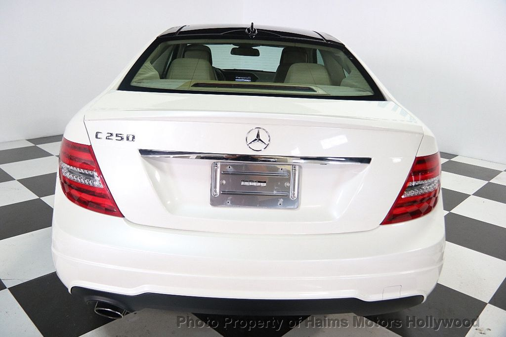 2013 used mercedes benz c class 2dr coupe c 350 rwd at. Black Bedroom Furniture Sets. Home Design Ideas