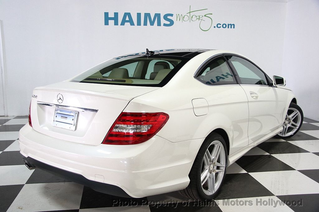 2013 used mercedes benz c class 2dr coupe c 350 rwd at for Mercedes benz c class 350