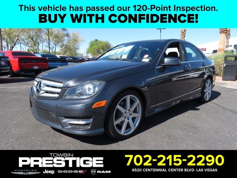 2013 Mercedes-Benz C-Class 4dr Sedan C 250 Luxury RWD - 16730627 - 0