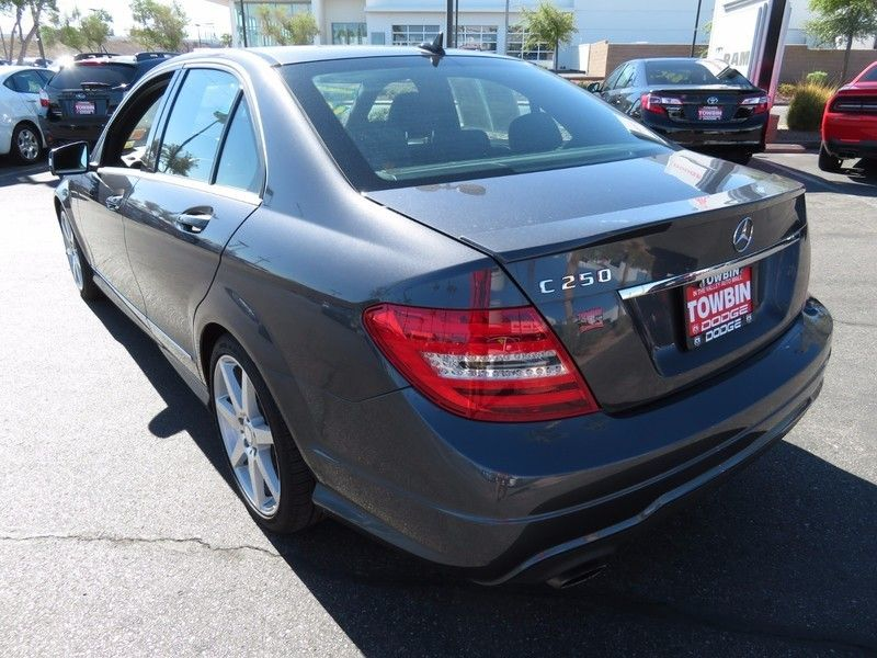 2013 Mercedes-Benz C-Class 4dr Sedan C 250 Luxury RWD - 16730627 - 10