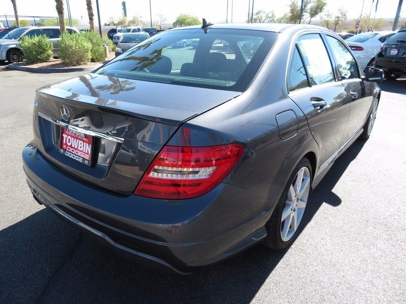 2013 Mercedes-Benz C-Class 4dr Sedan C 250 Luxury RWD - 16730627 - 11