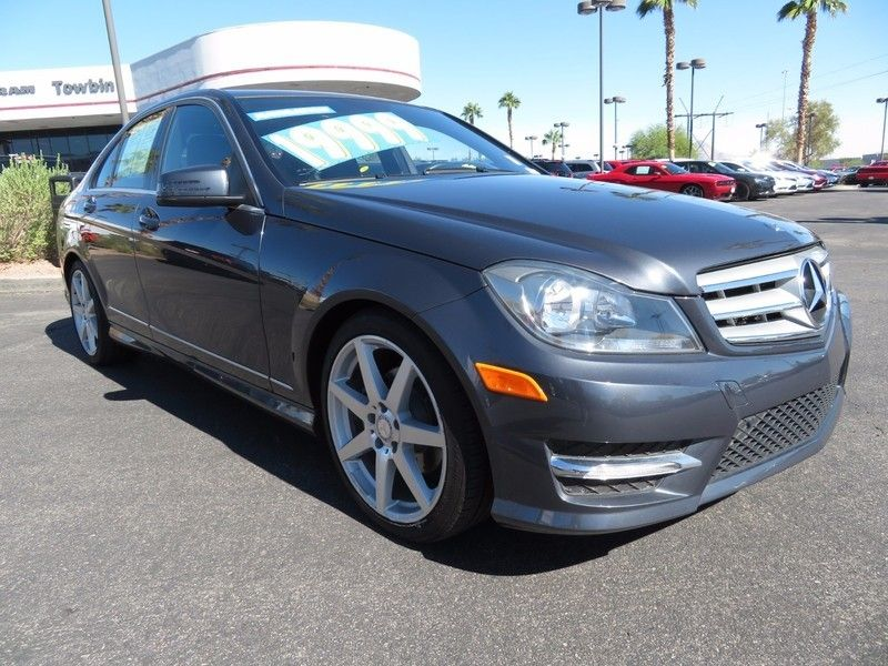 2013 Mercedes-Benz C-Class 4dr Sedan C 250 Luxury RWD - 16730627 - 2