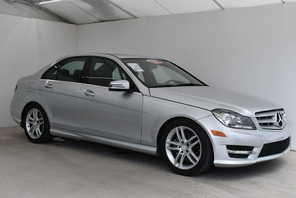 2013 Mercedes-Benz C-Class 4dr Sedan C 250 Sport RWD - 17970376 - 0