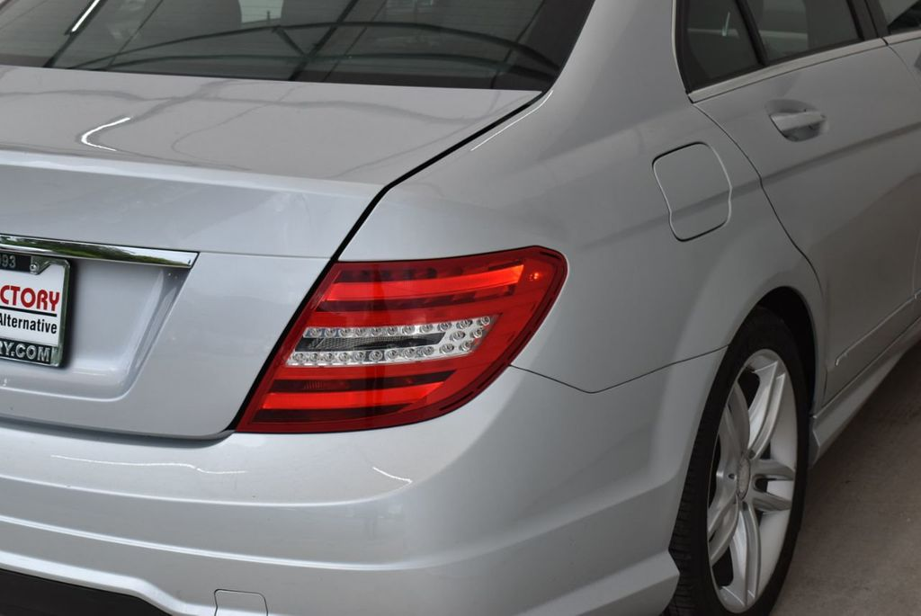 2013 Mercedes-Benz C-Class 4dr Sedan C 250 Sport RWD - 17970376 - 1