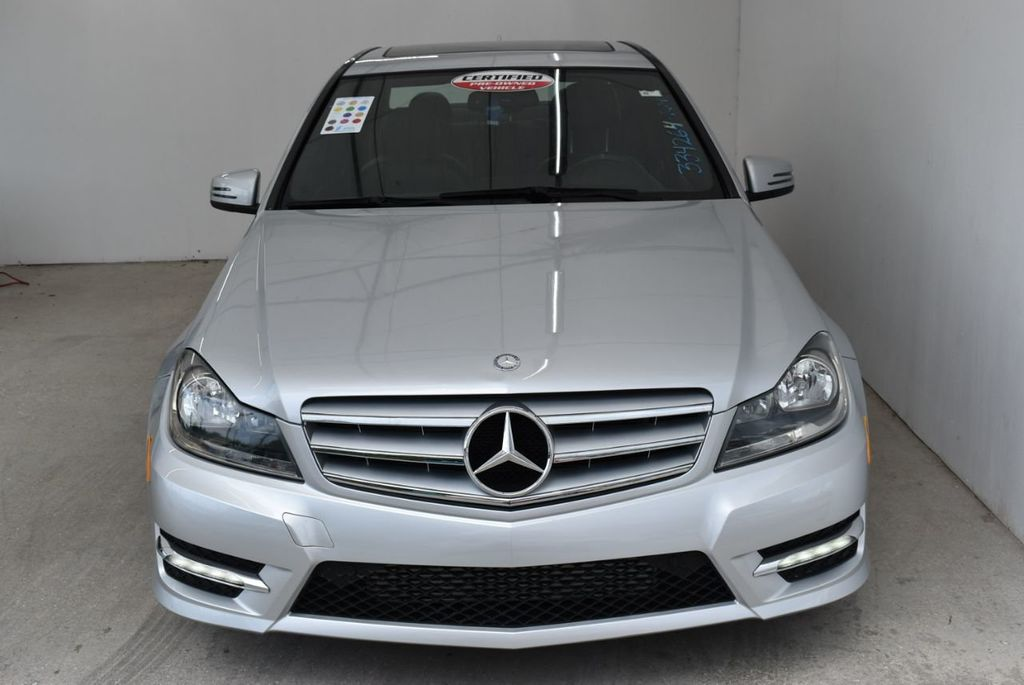 2013 Mercedes-Benz C-Class 4dr Sedan C 250 Sport RWD - 17970376 - 2