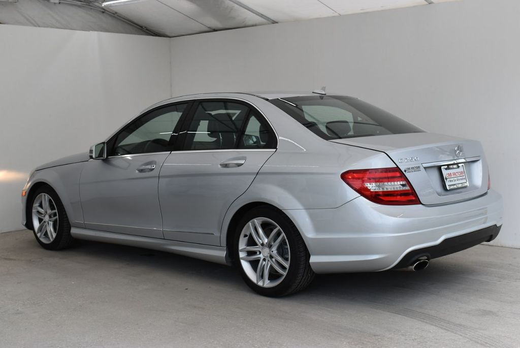 2013 Mercedes-Benz C-Class 4dr Sedan C 250 Sport RWD - 17970376 - 3