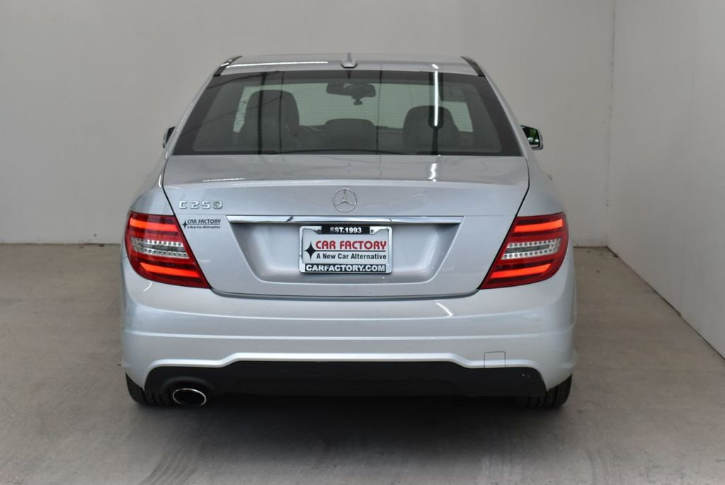 2013 Mercedes-Benz C-Class 4dr Sedan C 250 Sport RWD - 17970376 - 5
