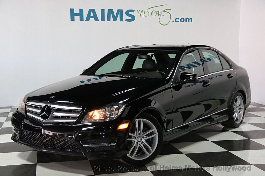 2013 used mercedes benz c class 4dr sedan c250 sport rwd for 2013 mercedes benz c class c350