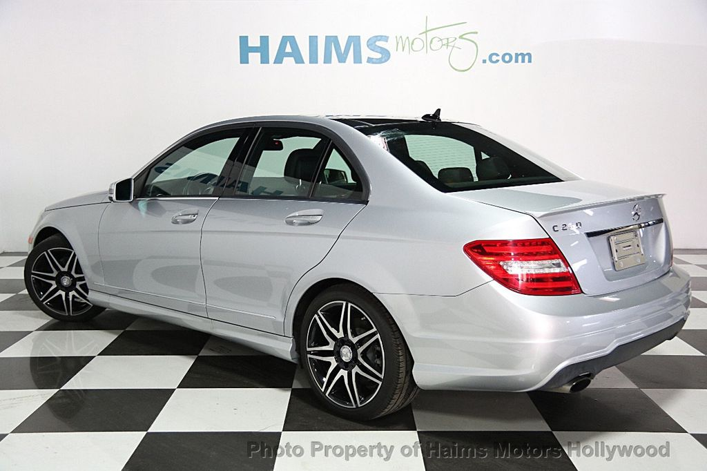 2013 used mercedes benz c class 4dr sedan c250 sport rwd for Mercedes benz call center