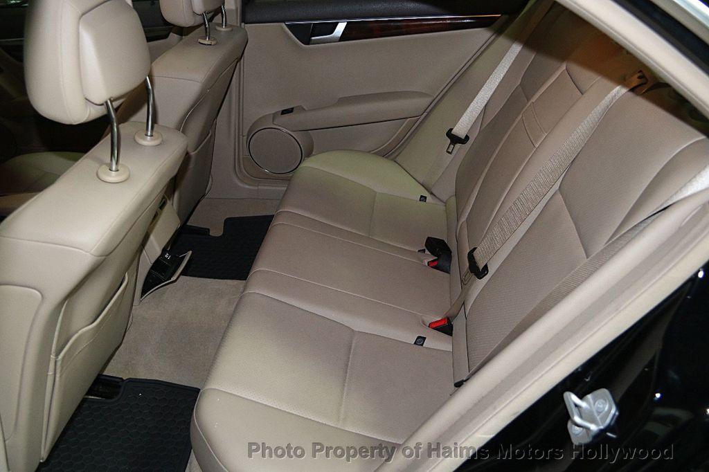 2013 Used MercedesBenz CClass 4dr Sedan C250 Sport RWD at Haims
