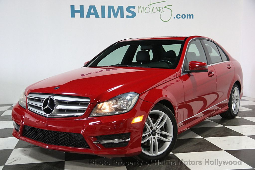 2013 used mercedes benz c class 4dr sedan c250 sport rwd at haims motors serving fort lauderdale. Black Bedroom Furniture Sets. Home Design Ideas