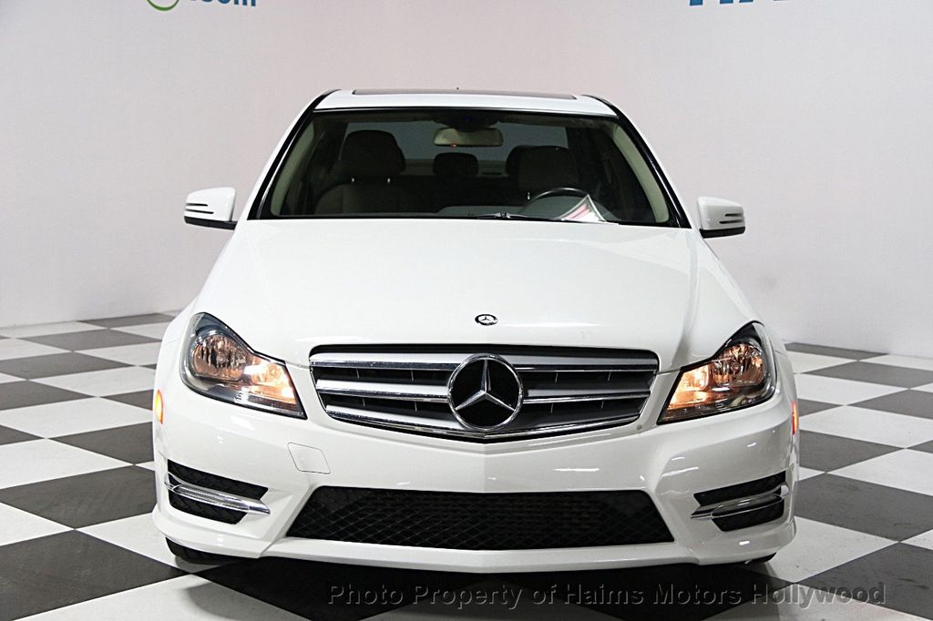 2013 used mercedes benz c class 4dr sedan c 250 sport rwd at haims motors serving fort. Black Bedroom Furniture Sets. Home Design Ideas