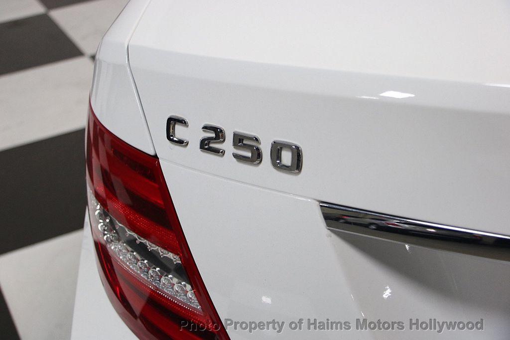 2013 Mercedes-Benz C-Class 4dr Sedan C 250 Sport RWD - 17124156 - 7