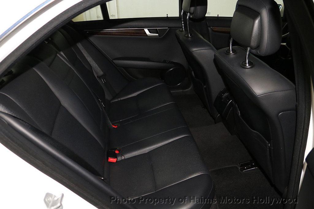2013 Mercedes-Benz C-Class 4dr Sedan C 250 Sport RWD - 18581582 - 14