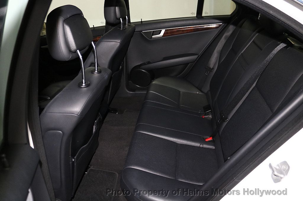 2013 Mercedes-Benz C-Class 4dr Sedan C 250 Sport RWD - 18581582 - 15