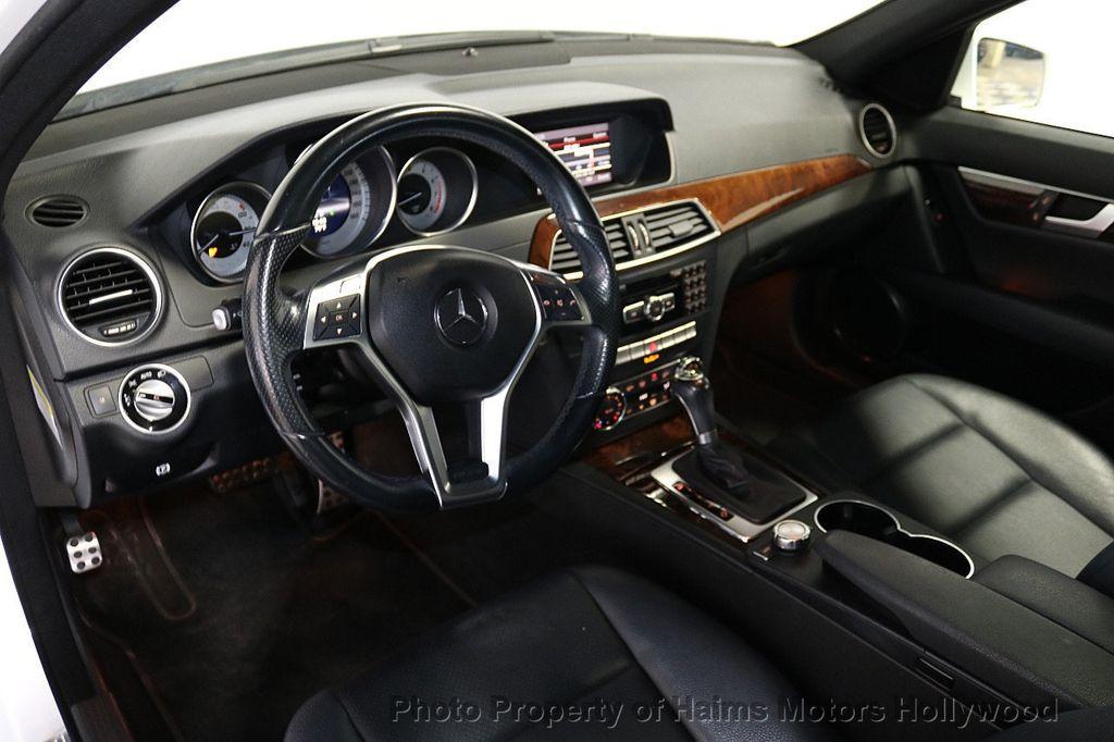 2013 Mercedes-Benz C-Class 4dr Sedan C 250 Sport RWD - 18581582 - 17