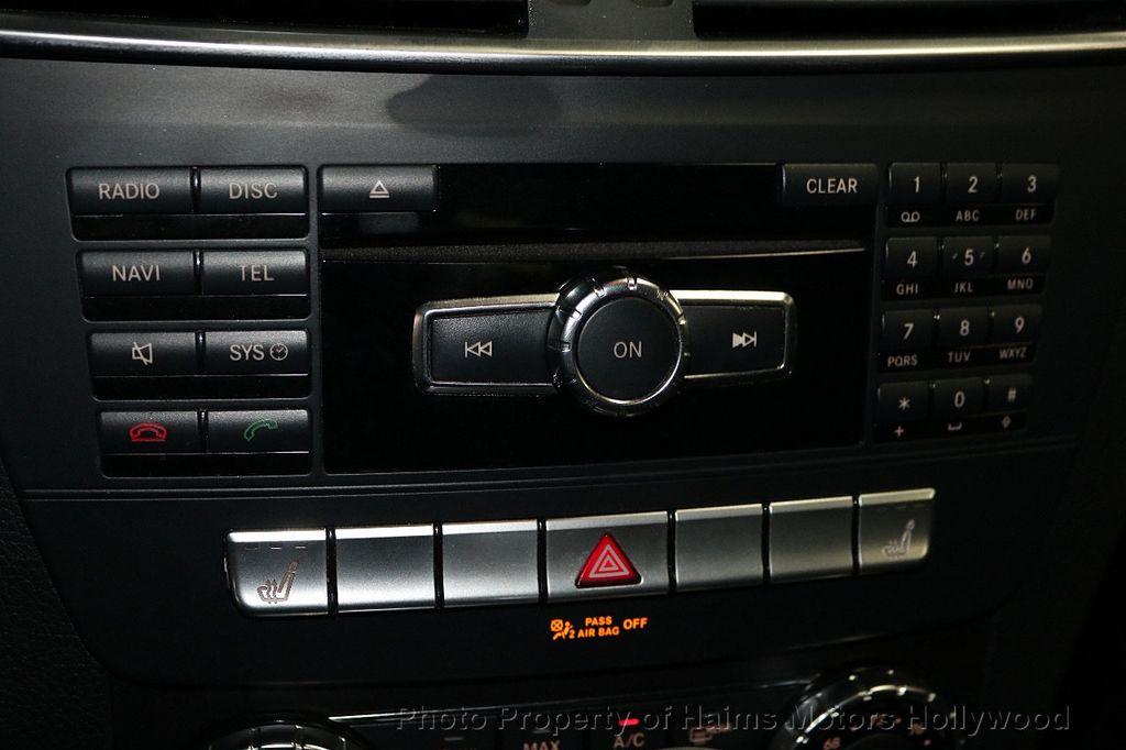 2013 Mercedes-Benz C-Class 4dr Sedan C 250 Sport RWD - 18581582 - 20