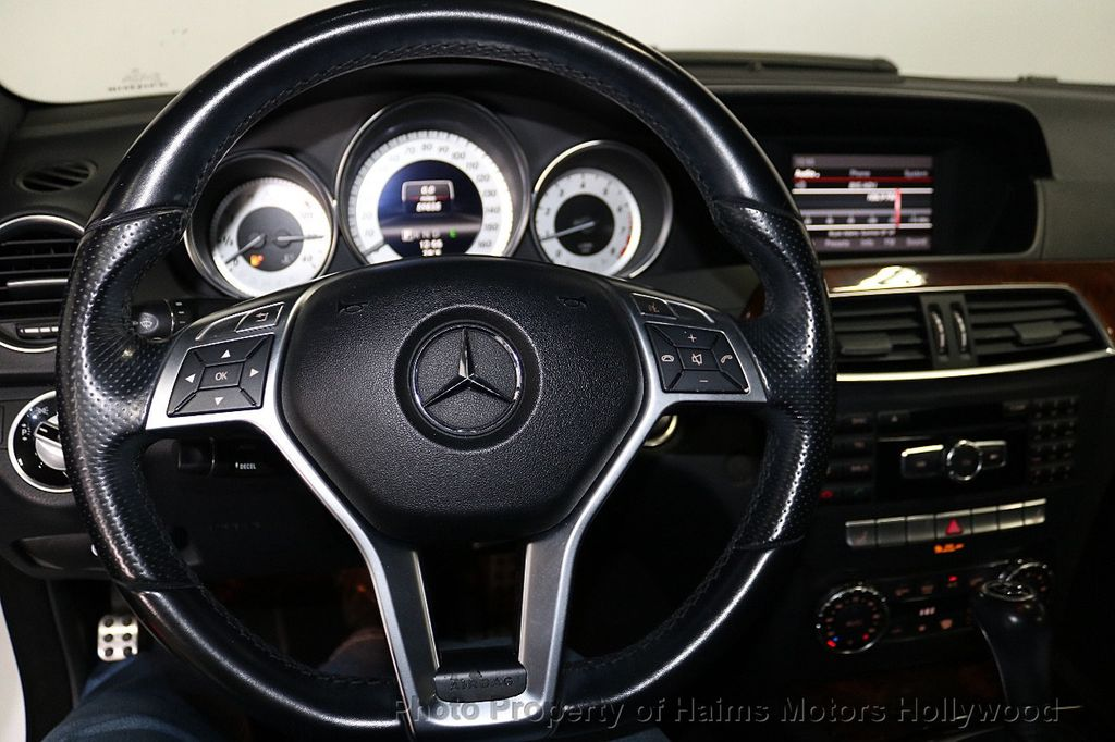 2013 Mercedes-Benz C-Class 4dr Sedan C 250 Sport RWD - 18581582 - 27