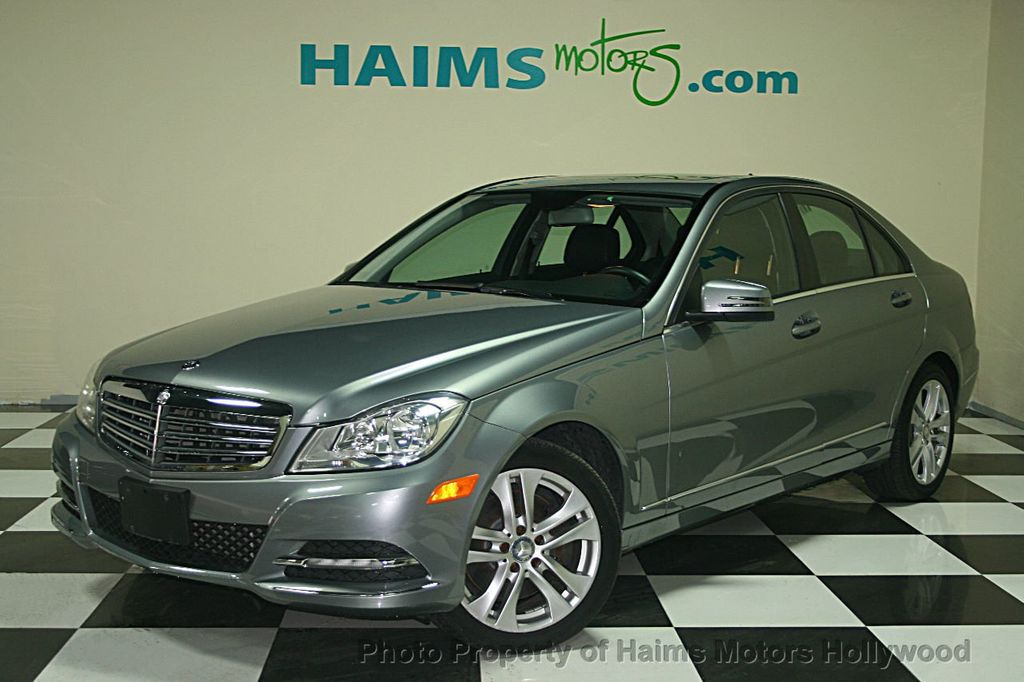2013 used mercedes benz c class 4dr sedan c300 sport