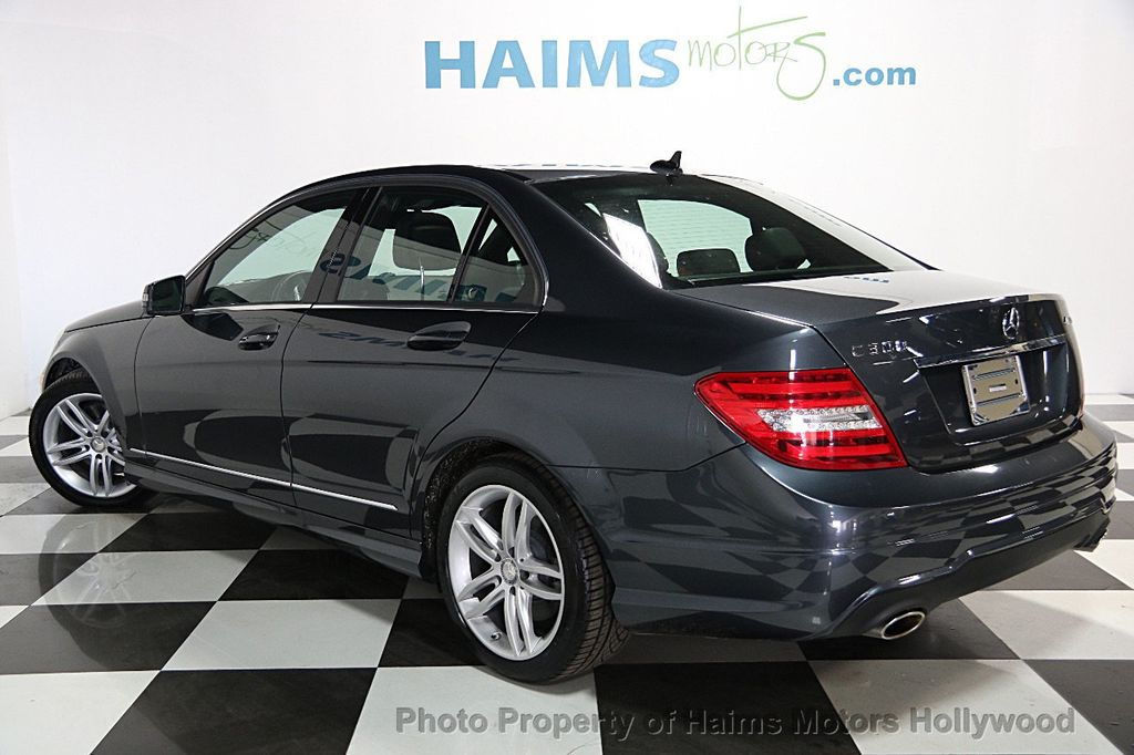 2013 used mercedes benz c class 4dr sedan c300 sport 4matic at haims motors serving fort. Black Bedroom Furniture Sets. Home Design Ideas