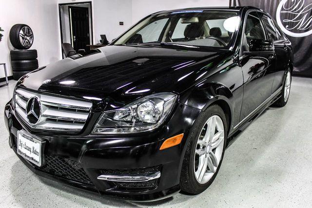 2013 Used MercedesBenz CClass 4dr Sedan C300 Sport 4MATIC at